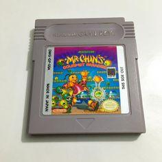 Shared by gbcoleccion #retrogames #microhobbit (o) http://ift.tt/1Xu7szA chin's gourmet paradise uno d los juegos que mas me he viciado simple y divertido #mrchinsgourmetparadise #gameboy #gbc #videogame #videogamecollection #8bit  #tetris #nostalgia #handheldgaming #vintage #nevergrowup #nintendo #retrogame