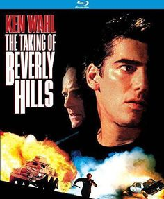 The Taking of Beverly Hills (Blu-ray, 2018) Kino Lorber Studio Classics/Ken Wahl