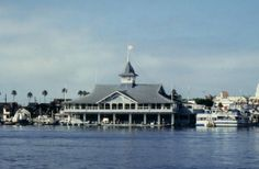 The Balboa Pavilion was built in 1906 by the Newport Bay Investment Company and was the hub of all things Newport Beach | Coastal Real Estate Group | http://www.coastalgroupoc.com/