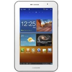 Samsung Galaxy Tab 7.0 Plus wifi 3G P6200 all white