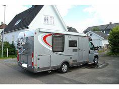 Bürstner Nexxo T 687 TOP Gepflegt, Wohnwagen/-mobile Teilintegrierter in…