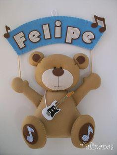 Especialmente para o Felipe!! by Tulipanas, via Flickr