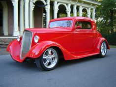 Chevrolet : 1935 2 door STREET ROD