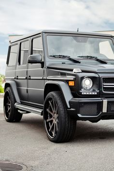 themanliness:  Mercedes Benz G63 AMG   Source   More