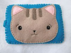 Kawaii Kitty electronics Case