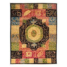 "Kaitag Collection Oriental Rug, 8'10"" x 11'7"""