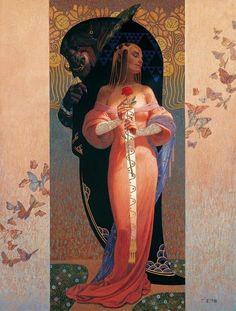 Beauty and The Beast by Thomas Blackshear