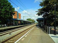 Station #Capelle #Schollevaar is een spoorwegstation in het Zuid-Hollandse Capelle aan den IJssel, bij de wijk Schollevaar aan de spoorlijn #Utrecht - #Rotterdam. Het station werd geopend in 1981. Dit station heeft twee sporen en twee perrons.