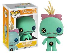 Disney Lilo and Stitch POP! New shots of the adorable Disney Lilo and Stitch Funko POP vinyl figurines have finally surfaced featuring 3 new pop vinyls to the Funko POP! The three new figures consist of Stitch Lilo and Scrump Disney Pop, Film Disney, Disney Style, Disney Pixar, Disney Nerd, Disney Bound, Disney Animation, Disney Stitch, Lilo Stitch