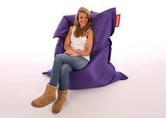 Beachbum Bean Bags: il maxi cuscino re del comfort Childrens Bean Bags, Bean Bag Design, Bean Bag Furniture, Giant Bean Bags, Outdoor Bean Bag, Luxury Cushions, Beach Bum, Cushion Covers, Bean Bag Chair