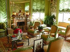 The Paris apartment of Susan Gutfreund by Henri Samuel