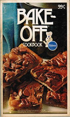 #26 Pillsbury Bake-Off - I'm in this one! 1975, Ham And Cheese Crescent Snacks!