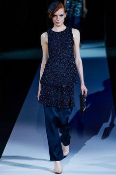 Spring 2013 Ready-to-Wear  Giorgio Armani