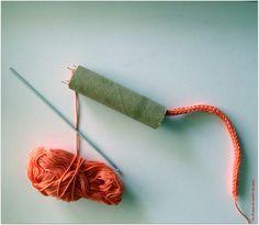 11_Tricotin - Tuto Diy pour fabriquer son tricotin