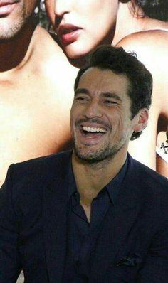 David Gandy Smile