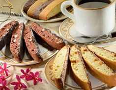 Recipes Chocolate Biscotti with Maseca®