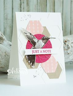 Picture Perfect, Timeless Texture, Hexagon Hive Thinlits, Hexagon Punch, Love Blossoms Cardstock Pack, Love Blossoms DSP Stack ~Inge Groot