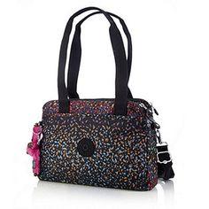Kipling Zelta Medium Shoulder Bag with Removable Strap
