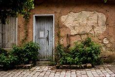 Une photo, une maison, un souvenir d'enfance, y toucher ou pas ?