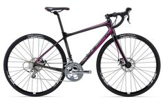 Giant Liv Avail advanced 3 $1799 carbon and disc