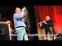 Bruce Dickinson and Ian Anderson (Jethro Tull) - Jerusalem at Canterbury Cathedral 10 Dec 2011
