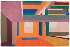 Carpets Mexico  (Serge Bensimon x Toulemonde Bochart)