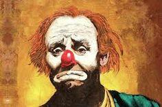 Non userò mai più il titolo pagliaccio se mi arrabbio con qualcuno. 'Sei un pagliaccio!'. È una scortesia nei riguardi di questa categoria di comici ricchi di umanità e spiritualità come pochi la possiedono. Ho conosciuto quaranta anni fa un clown nella sua roulotte del circo. (Orfei).  Rimasi a parlare a lungo con lui. Traspariva una calma, una pace, un capacita di controllo, un sorriso venato di tristezze uniche e tanta sinceritá. Di tutto sapeva con discrezione e profondità. Parlava…