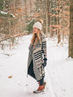 Staying cozy warm in the Berkshire's winter wonderland /// Click through for details