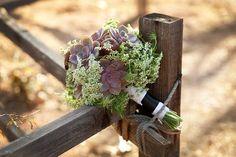 Arrangements with Succulents, Wedding Flowers Photos by Avant-Garde, William & Company Floral Design Studio