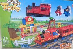 ของเล่นเด็ก รถราง Train ~ 689.00 บาท >>