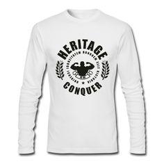 HERITAGE CONQUER Langarm-Shirt | ricomocellin