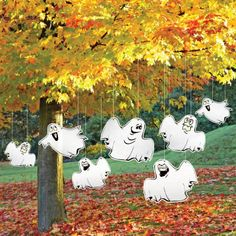 Halloween Yard Decoration Funny Ghosts VictoryStore https://www.amazon.com/dp/B009EUFZHK/ref=cm_sw_r_pi_dp_eJUDxbG0EG3FN