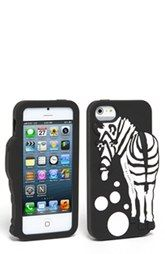 MARC BY MARC JACOBS 'Zebra' iPhone 5 & 5s Case - looks like this was just made for @LeighAnn Walker Hardman