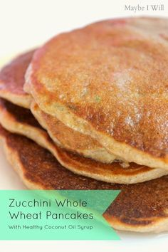 Zucchini Whole Wheat