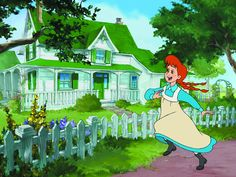 anne of green gables animated series - Google Search