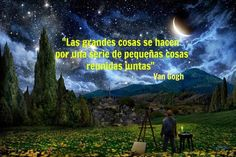 Las frases más hermosas de Vincent Van Gogh, Hazte el amor. - Taringa!