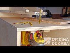 Serra Tico-tico - Bancada #DIY • Oficina de Casa - YouTube
