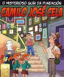 Resultado de imagen de Camilo José Cela cómic