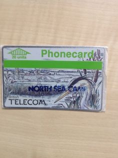 BT Prison Phonecards issued between 1987 and 2004 North Sea, Over The Years, Prison