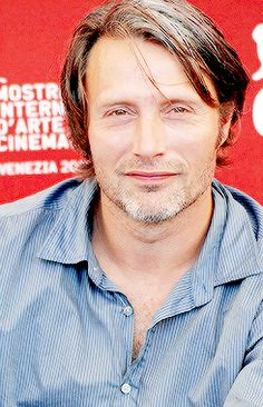 Mads @ Valhalla Rising Photocall