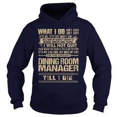 cool   Awesome Tee For Dining Room Manager - Tshirt-Online