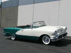 1956 Oldsmobile 98 Starfire Convertible - Barrett-Jackson Auction Company