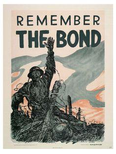 Vintage War Posters - Gilt Home