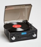 Crosley USB Turntable w/ CD Player from Fred Flare
