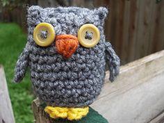 Ravelry: Crochet Amigurumi Owl pattern by Sara Duggan