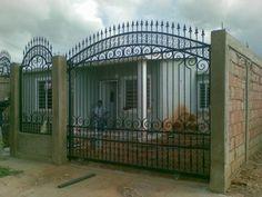 cercas de hierro forjado fotos - Buscar con Google