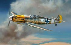 Wallpaper_2446_Dragon_3223_Bf-109_E-7.jpg (2560×1600)
