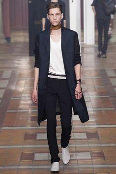 Lanvin | Spring 2015 Menswear Collection | 7