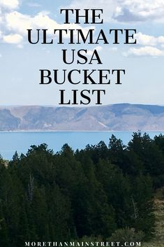 Dreaming of your next adventure? Get inspired with our Ultimate USA Bucket List: 25 Epic Adventures to Experience in the Usa Travel Guide, Travel List, Travel Guides, Rv Travel, Cool Places To Visit, Places To Travel, Travel Destinations, Amazing Destinations, Us Road Trip
