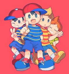 MOTHER1+2+3